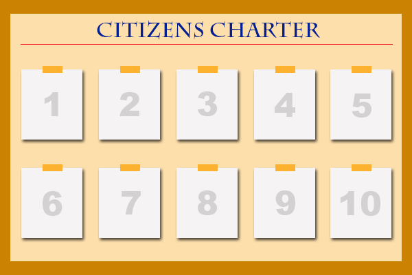 Citizenscharter
